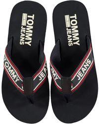 Tommy Hilfiger Stripe Sandals - Multicolour