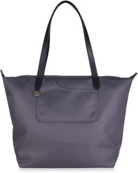 Radley Pocket Essentials Large Ziptop Tote Handbag - Purple
