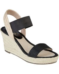 Lotus - Adita Platform Wedge Sandals - Lyst