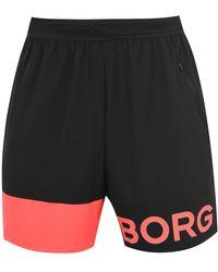 Björn Borg Bjorn Archer Shorts - Black