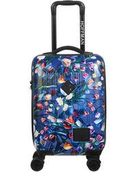 Herschel Supply Co. Trade 4 Wheel Suitcase - Blue