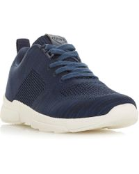 Dune - Torres Knitted Runner Trainers - Lyst