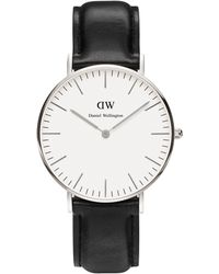 Daniel Wellington - 0608dw Ladies Strap Watch - Lyst