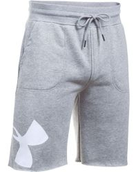 Under Armour - Men's Rival Exploded Graphic Short - Lyst