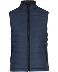 Ted Baker - Men's Walkers Quilted Down Gilet - Lyst
