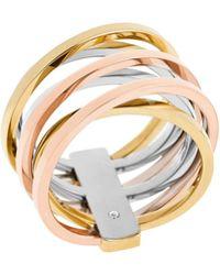 Michael Kors   Mkj4421998 Ladies Ring   Lyst