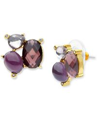 Lonna & Lilly - Cluster Earrings - Lyst