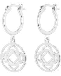 Daisy London - Base Chakra Earrings - Lyst