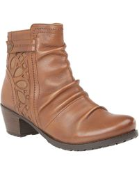 Lotus   Maples Ankle Boots   Lyst