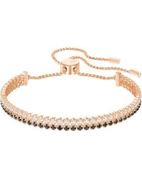 Swarovski | Subtle Bracelet | Lyst