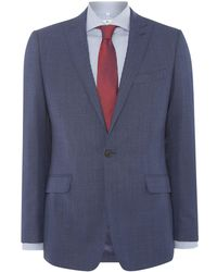 Richard James | Prince Of Wales Check Suit Jacket | Lyst