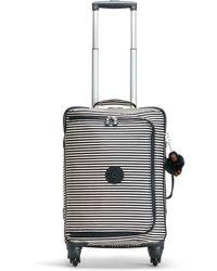 b3618390ddb Lyst - Kipling Darcey Small Cabin Size Spinner in Black