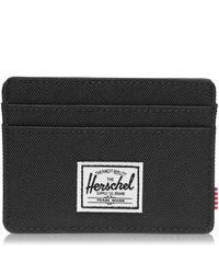 Herschel Supply Co. Compact Card Holder - Black