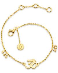 Daisy London | Kbr4009 Ladies Bracelet | Lyst