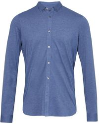 French Connection - Jersey Shirt - Lyst