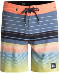 Quiksilver - Men's Highlinesion 17 Board Shorts - Lyst