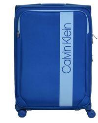 Calvin Klein Park Lanes Blue Cabin Suitcase