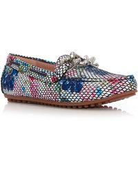 Moda In Pelle - Einer Flat Casual Shoes - Lyst