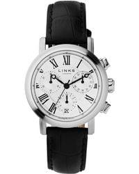 Links of London - Richmond White Dial Chronograph - Lyst