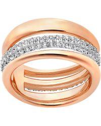 Swarovski | Exact Ring | Lyst