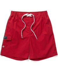 Tog 24 Helier Swimshorts - Red