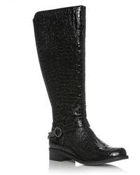 Moda In Pelle - Valsie Low Casual Long Boots - Lyst