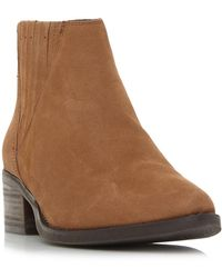 02748a57b3b Always Sm Point Chelsea Boots - Brown