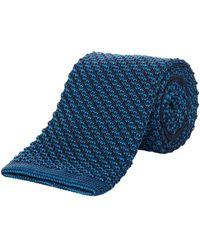 Richard James - Melange Knit Tie - Lyst