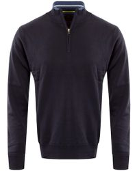 Cutter & Buck - Men's Classic Lined Windblock Jumper - Lyst