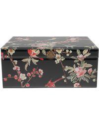 Biba Cherry Blossom Jewellery Box - Multicolour
