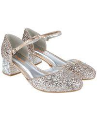 Monsoon - Girls Storm Glitter Embellished Heel - Lyst