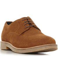 Howick - Barbera Plain Derby Shoes - Lyst
