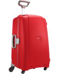 Samsonite - Aeris Red 81cm Extra Large Spinner Suitcase - Lyst
