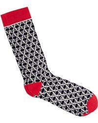 Ted Baker - Men's Pikitup Golf Sock - Lyst