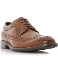 Bertie - Rizzo Leather Brogues - Lyst