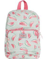 Cath Kidston - Medium Backpack Watermelon Print - Lyst