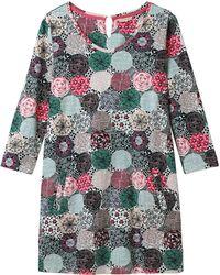 White Stuff | Greta Spot Print Jersey Tunic | Lyst
