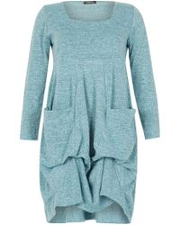 Feverfish - Hitched Knitted Tunic - Lyst
