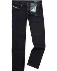 DIESEL - Men's Waykee 84hn Straight Fit Jeans - Lyst
