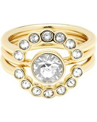 Ted Baker | T13170202 Cadyna Crystal Ring | Lyst