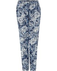Linea Weekend | Fossil Printed Trouser | Lyst