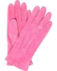 GANT - Classic Suede Gloves - Lyst