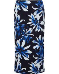 Windsmoor - Anise Print Jersey Maxi Skirt - Lyst