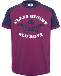 Ellis Rugby - Old Boys Rugby T-shirt - Lyst