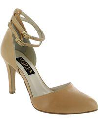 Marta Jonsson - Women`s Ankle Strap Court Shoes - Lyst