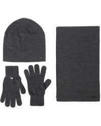 Replay | Set (scarf+cap+gloves) | Lyst