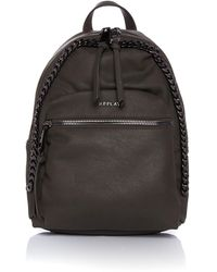 Replay - Leather Bag - Lyst