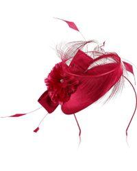 Jacques Vert - Feather Flower Pill Box - Lyst