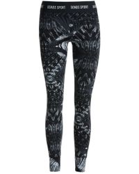 Bonds - Spliced Full Length Leggings - Lyst
