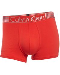 CALVIN KLEIN 205W39NYC - Iron Strength Cotton Holiday Trunks - Lyst